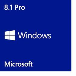 OEM Win Pro 8.1 Eng 64x DVD Intl