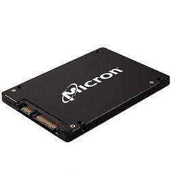 """Micron 1100 512GB SSD, 2.5"""" 7mm, SATA 6 Gbit/s, Read/Write: 530 MB/s / 500 MB/s, Random Read/Write IOPS 92K/83K"""