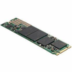 Micron 1100 256GB SSD, M.2, SATA 6 Gbit/s, Read/Write: 530 MB/s / 500 MB/s, Random Read/Write IOPS 55K/83K