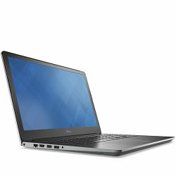 DELL Notebook Vostro 5568 15.6 FHD(1920x1080)AG LED, Intel Core i7-7500U (4M Cache, 3.5 GHz),8GB DDR4, 256GB SSD, GeForce 940MX 4GB,WiFi 802.11 ac,BT 4.2,HD Cam,Mic,HDMI,VGA, RJ-45, USB 3.0PWS, 2xUSB
