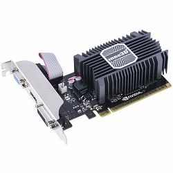 Inno3D Video Card GeForce GT730 2GB SDDR3 64-bit 902 1600 DVI+VGA+HDMI Heatsink
