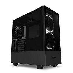 NZXT H510 Elite, crno bez napajanja, ATX