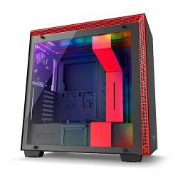 NZXT H710i pametno kućište, crno/crveno, ATX
