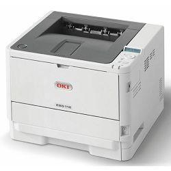 Oki B512dn, 45s/m,1200dpi, dupl., USB+GigEth.