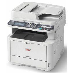 Oki MB472dnw,prnt/scan/copy/fax, 33s, WL+eth