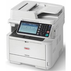 Oki MB492dn,prnt/scan/copy/fax,40 str.,eth