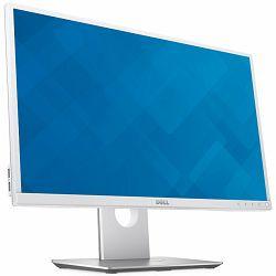 Monitor DELL Professional P2317H 23, 1920 x 1080, FHD, IPS Antiglare, 16:9, 1000:1, 4000000:1, 250cd/m2, 6ms, 178/178, DP, HDMI, VGA, 2xUSB 2.0, 3xUSB 3.0, Tilt, Swivel, Pivot, Height Adjust, White,
