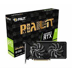 Palit GF RTX2060Super Dual, 8GB