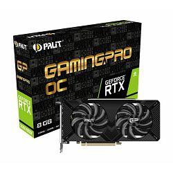 Palit GF RTX2060Super Gaming Pro OC, 8GB