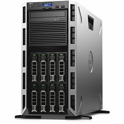 DELL EMC PowerEdge T430, Intel Xeon E5-2620 v4 2.1GHz,20M Cache,8.0GT/s QPI,Turbo,HT,8C/16T (85W), 16GB RDIMM, 2400MT/s, 120GB SATA SSD, PERC H730 1 Gb NV Cache, DVD+/-RW, 750W(1+1), iDRAC8 Basic, On