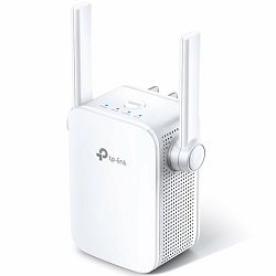 AC1200 Wi-Fi Range Extender, Wall Plugged,  867Mbps at 5GHz + 300Mbps at 2.4GHz, 802.11ac/a/b/g/n, 1 10/100M LAN, WPS button, 2 fixed antennas, Range Extender/AP mode, Intelligent Signal Light, Access