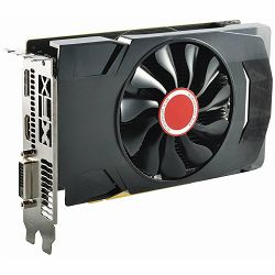XFX Video Card AMD RADEON RX 560 2GB/128bit GDDR51295Mhz /7.0GHz  DP HDMI DVI