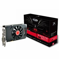 XFX AMD Radeon RX 560 Single Fan 4GB (1295 Mhz, 128 bit, GDDR5, SF Fansink, HDMI, DVI)