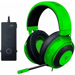 Razer Kraken Tournament Edition - Wired Gaming Headset with USB AC - Green