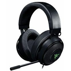 Razer Kraken 7.1 V2 - Digital Gaming Headset Black Oval