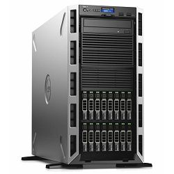 Dell PowerEdge T430 E5-2630v4/16GB/2x1TB-SATA/DVDRW/H730/iDRAC8exp/2x1100W