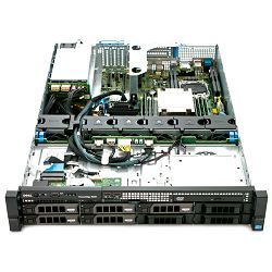 Dell PowerEdge R530 E5-2620v4/16GB/NODVD/2x300GB10K/iDRAC8ent/H330/2x1100W