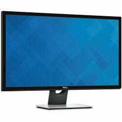 Monitor LED DELL S-series S2817Q 28, 3840x2160, UHD 4K, TN Antiglare, 16:9, 1000:1, 8000000:1, 300cd/m2, 2ms, 160/170, 2 x HDMI, 1x DP, 1x mini DP, 2x USB 3.0, Speakers 9W, Audio line out, Tilt, 3Y