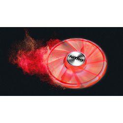 Sapphire Nitro Gear LED FAN Red