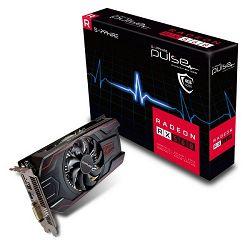 Sapphire RX 560 Pulse OC, 4GB GDDR5