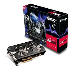 Sapphire RX 590 Nitro+ , 8GB GDDR5