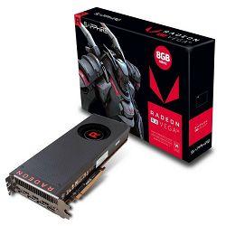 Sapphire RX VEGA 56, 8GB HBM2, HDMI, 3xDP