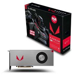 Sapphire RX VEGA64 Limited Ed., 8GB HBM2,HDMI,3xDP