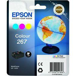 Singlepack Colour 267 ink cartridge