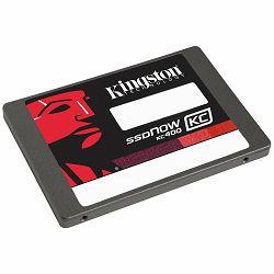 Kingston  256GB SSDNow KC400 SSD SATA 3 2.5 (7mm height), EAN: 740617251463
