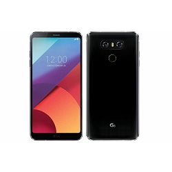 Smartphone LG G6 H870, crni