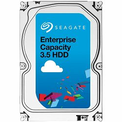 SEAGATE HDD Server Enterprise Capacity  - 4Kn (3.5/ 2TB / 128m/ SAS 12 Gb/s/ 7200rpm)