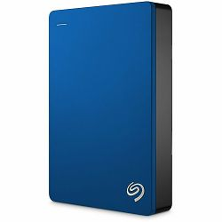 SEAGATE HDD External Backup Plus Portable (2.5,4TB,USB 3.0) Blue