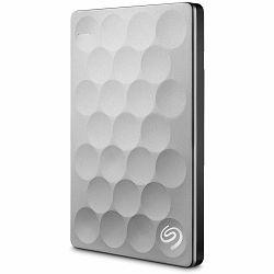 HDD External SEAGATE Backup Plus Ultra Silm (1 TB, 2.5, USB 3.0)