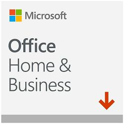 Microsoft Office Home & Bussines 2019 32-bit/x64-bit Cro, medialess (Word,Excel,PowerPoint,OneNote i Outlook)