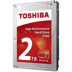 Toshiba P300 2TB, 64MB, 7200rpm