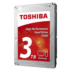 Toshiba P300 3TB, 64MB, 7200rpm