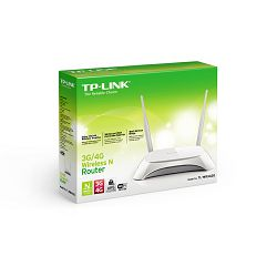 TP-Link TL-MR3420, 3G/4G Wireless N Router,300Mbps