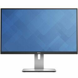 Monitor DELL UltraSharp U2515H 25, 2560 x 1440 ,QHD, IPS Antiglare, 16:9, 1000:1, 2000000:1, 350 cd/m2, 6ms, 178/178, 2xHDMI, DisplayPort, Mini DisplayPort, 5x USB 3.0, Audio out, Tilt, Swivel, Pivo