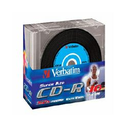 CD 10kom SC/52x/700MB Vinyl