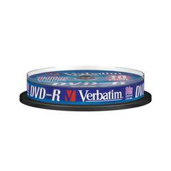 DVD-R 10kom S/16x/4.7GB