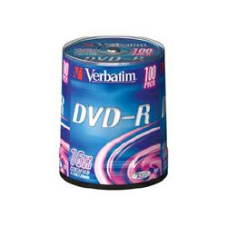 DVD-R 100kom S/16x/4.7GB