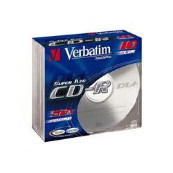 CD 10kom SC/52x/700MB Crystal