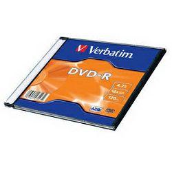 DVD-R 1kom SC/16x/4.7GB