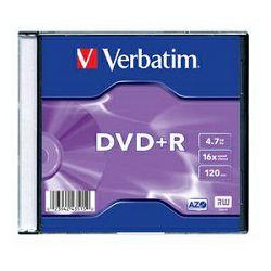 DVD+R 1kom SC/16x/4.7GB