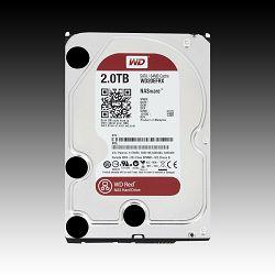 HDD Desktop WESTERN DIGITAL Red (3.5