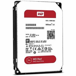 HDD Desktop WD Red Pro (3.5, 8TB, 128MB, 7200 RPM, SATA 6 Gb/s)