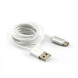 SBOX kabel USB 2.0 - USB tip C, bijeli, 3 kom