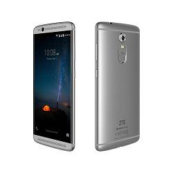 Smartphone ZTE Axon 7 Mini, sivi