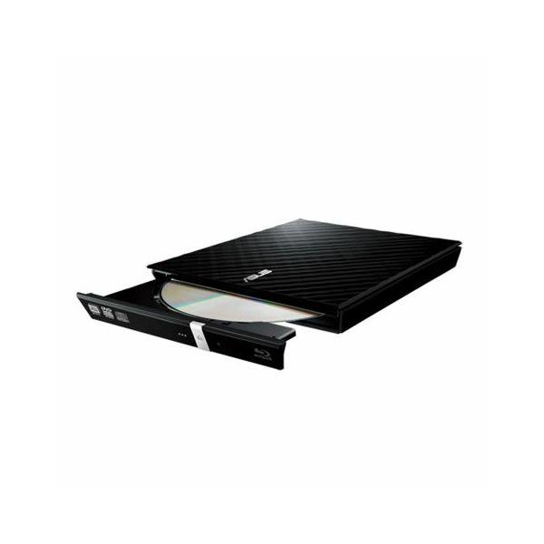 Eksterni optički uređaj Asus SDRW-08D2S-U LITE USB crni  90-DQ0435-UA161KZ