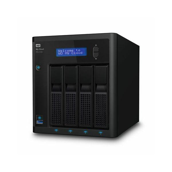 Vanjski Tvrdi Disk WD My Cloud PR4100  WDBNFA0000NBK-EESN